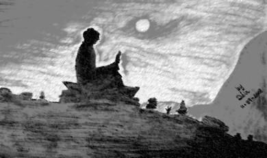 meditationcharcoal